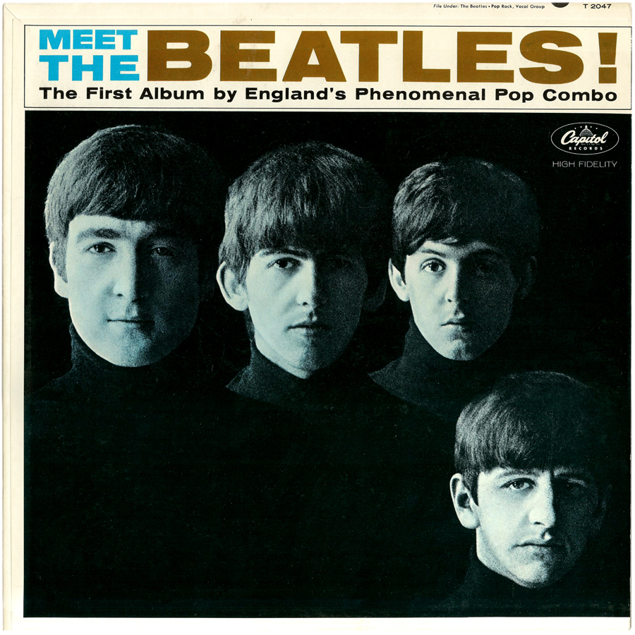 Beatles-Meetthebeatles