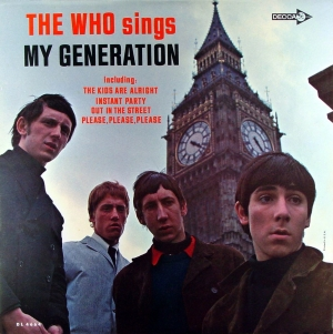 The Who-My Generation