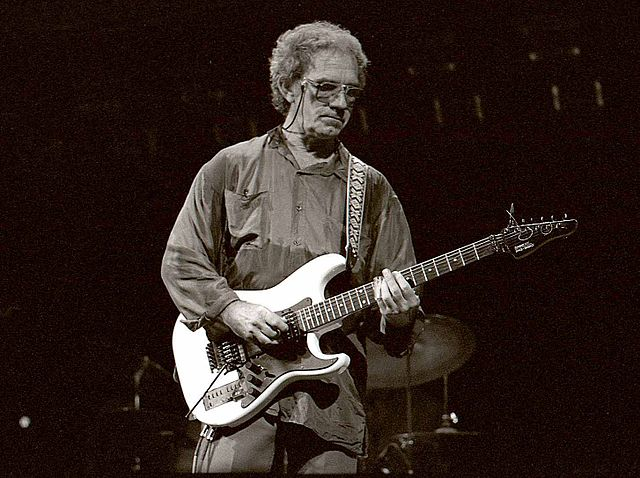 JJ Cale. Photo Wikimedia Commons
