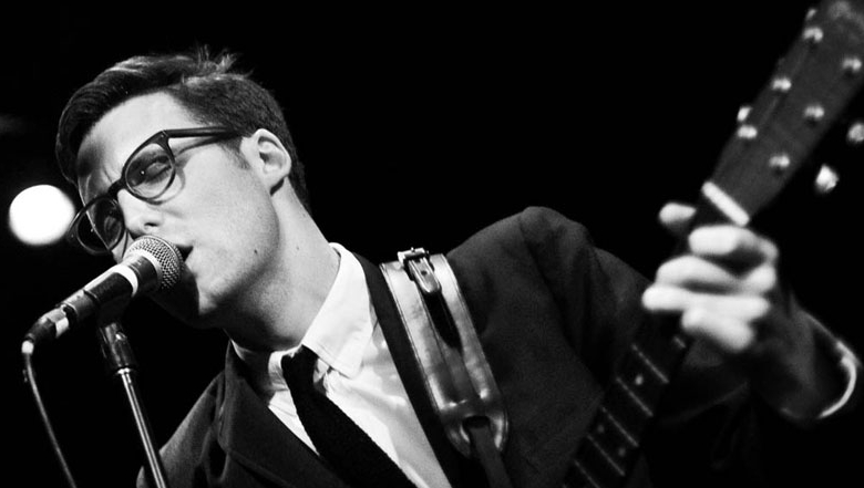 Nick Waterhouse. Photo promotionnelle
