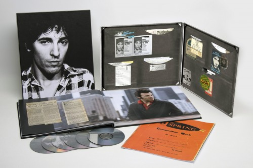Bruce-The River Box set