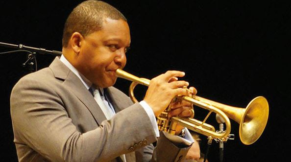 Wynton Marsalis et le Lincoln Center Orchestra. Photo courtoisie FIJM