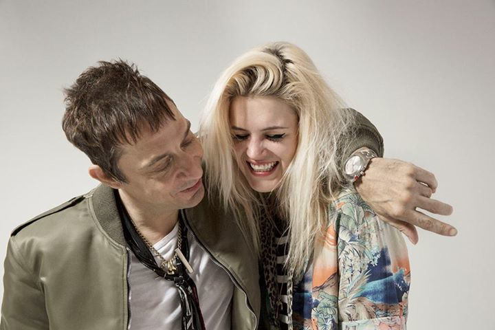 Jamie Hince et Alison Mosshart/The KillsTV