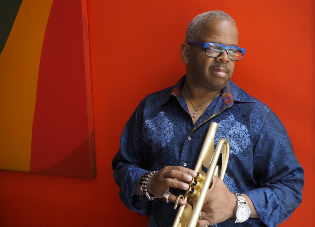 Le trompettiste Terence Blanchard-Photo courtoisie FIJM