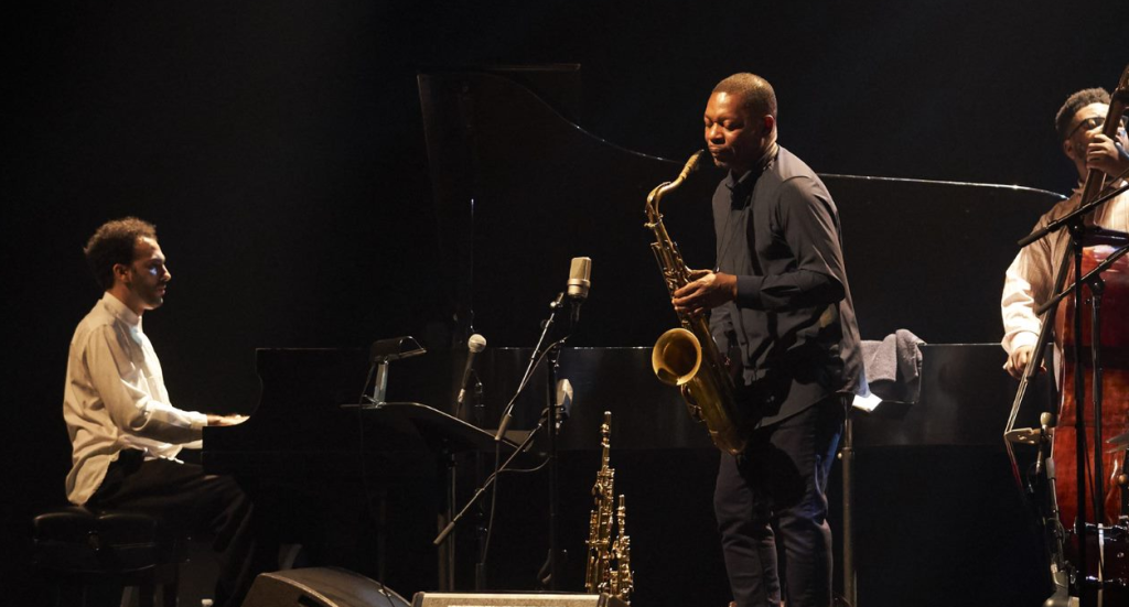David Virelles, Ravi Coltrane. Photo courtoisie FIJM/Benoit Rousseau